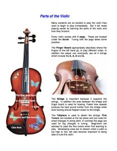 Lista de tutorial violin para comprar On-line