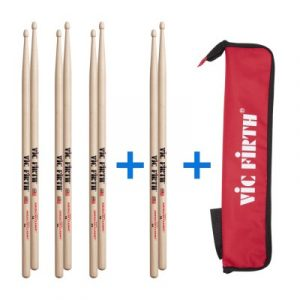 Listado de pack baquetas vic firth 5a para comprar on-line – Los favoritos